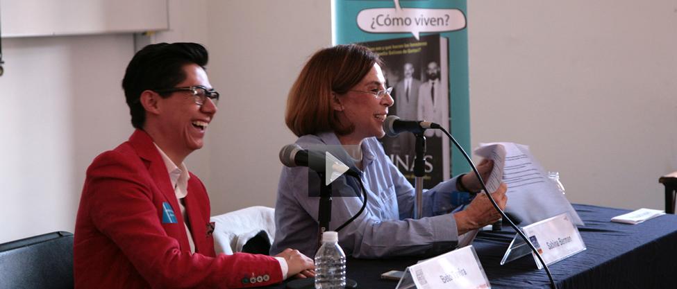 [VIDEO] Presentación del libro Los Salinas