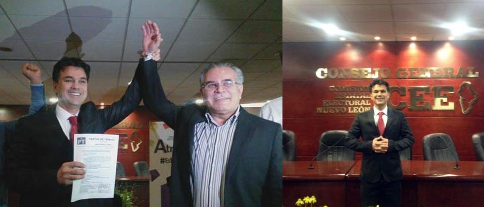 """El """"Ex"""" de La Tigresa para alcalde de Monterrey [Es enserio]"""