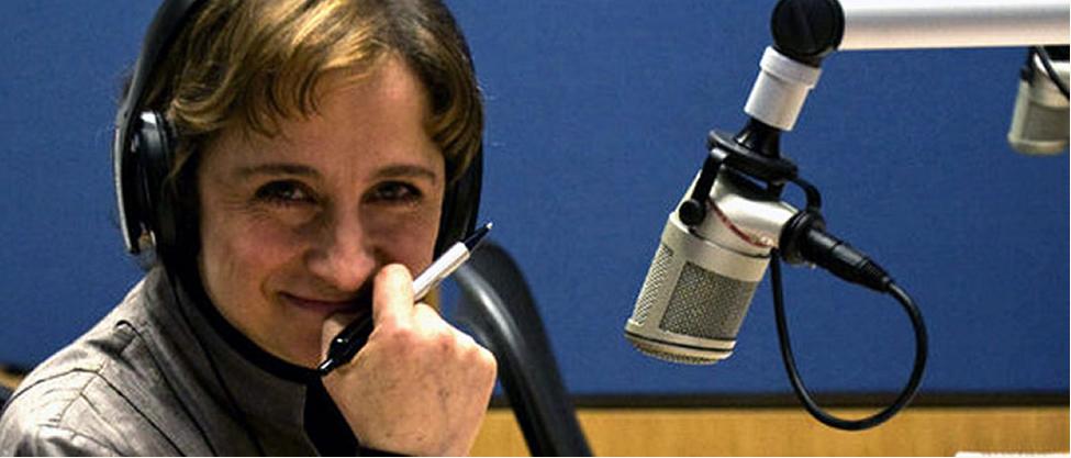 Políticos se pronuncian ante el despido de Carmen Aristegui [TUITS]