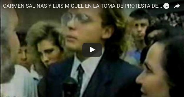 ¿Qué opinaba Carmen Salinas de Carlos Salinas de Gortari? [VIDEO]