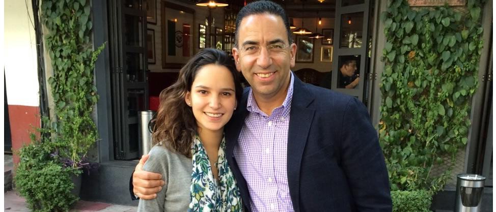 La hija de Javier Lozano está embarazada