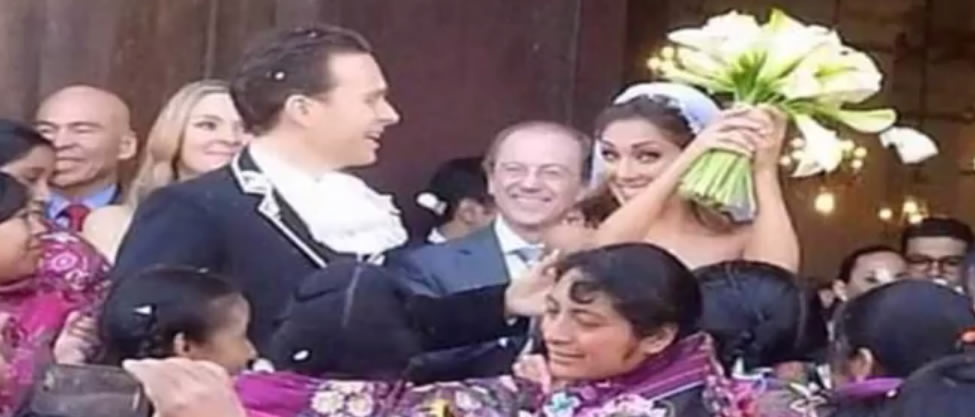 La boda de Manuel Velasco y Anahí [VIDEOS]
