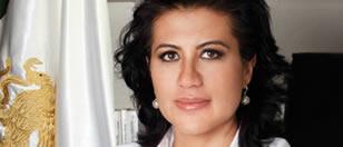 Políticos felicitan a Mónica Arriola por su cumpleaños