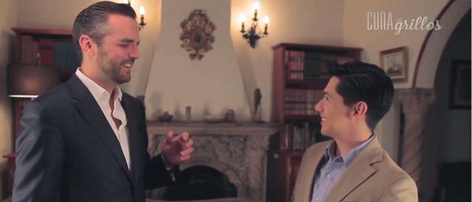 Jorge Lavalle canta aaassí [VIDEO]