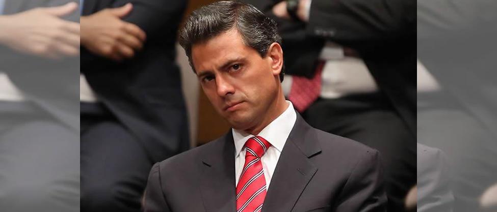 Operan al presidente Enrique Peña Nieto