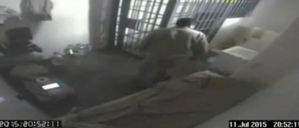VIDEO Túnel por donde escapó El Chapo