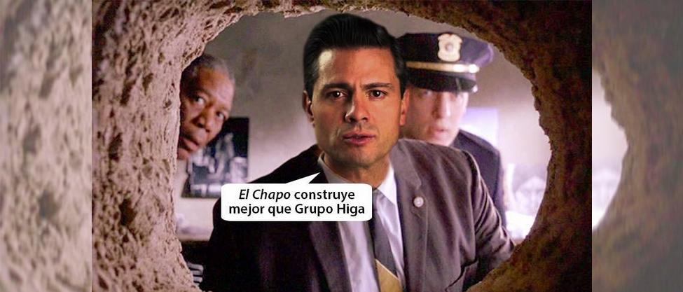 Los nuevos memes de la fuga de El Chapo