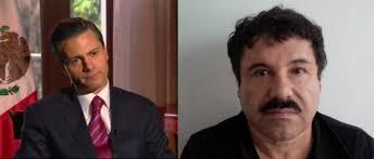 """""""Imperdonable que El Chapo se volviera a escapar"""": Peña Nieto"""