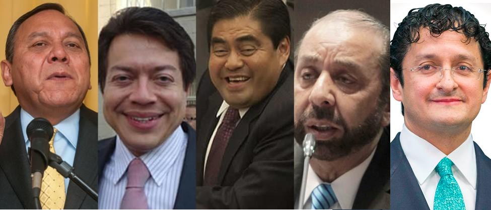 Los hombres más feos de la política 2016