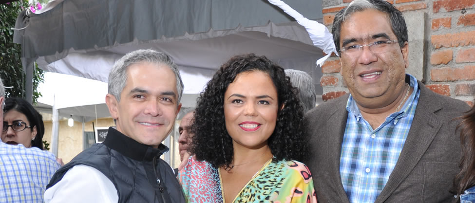 La gran convocatoria de Mariana Gómez del Campo [FOTOS]