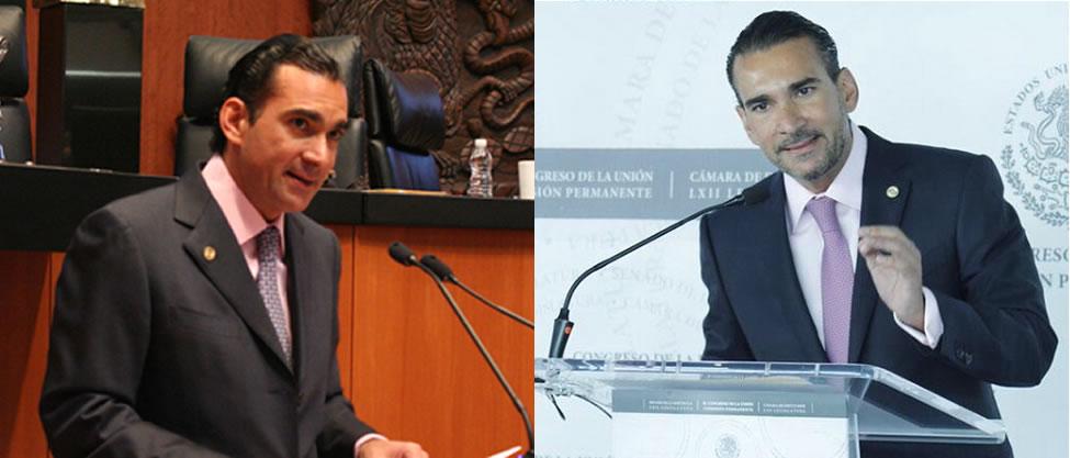 El cambio de look de Luis Armando Melgar