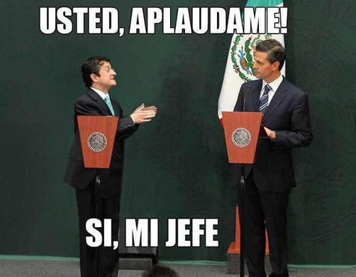 Los memes de Virgilio Andrade por la Casa Blanca