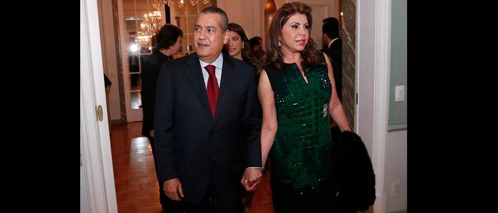Biografía de la esposa de Manlio Fabio Beltrones