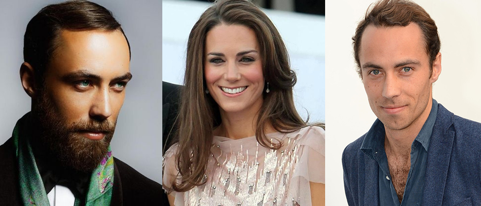 James, el hermano guapo de Kate Middleton