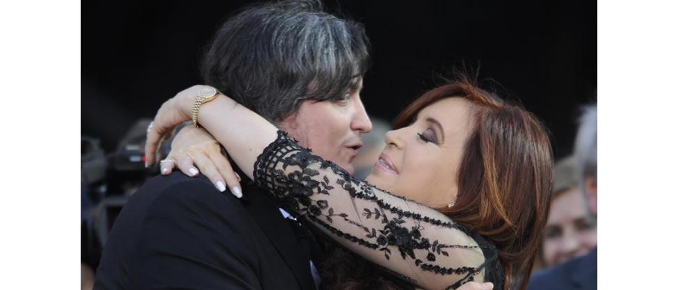 El heredero de Cristina Fernández