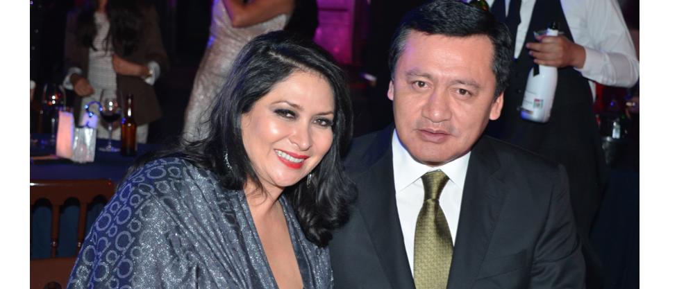Quién es la esposa de Miguel Ángel Osorio Chong