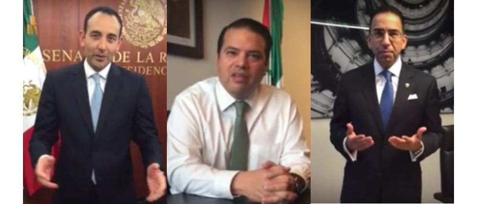 Los deseos de los políticos para Navidad [VIDEOS]