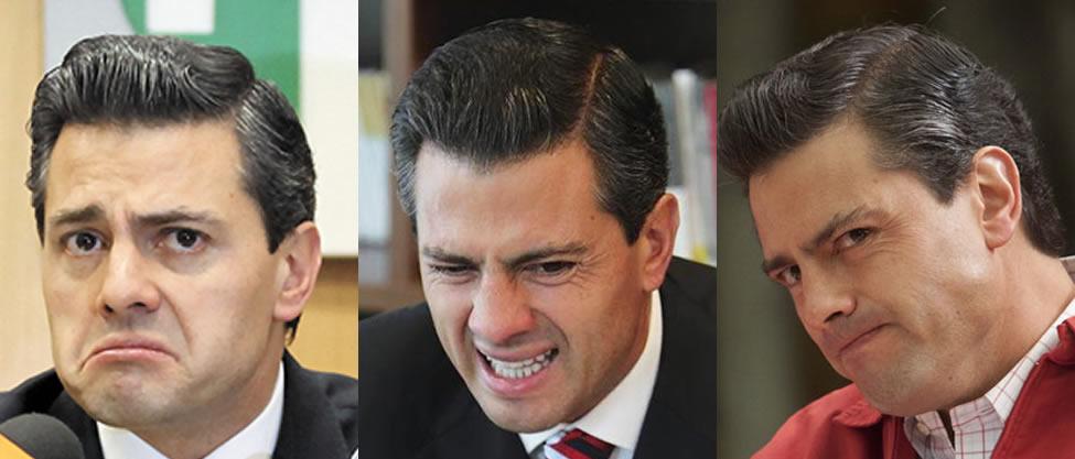 ¿Qué significan los gestos de Peña Nieto?