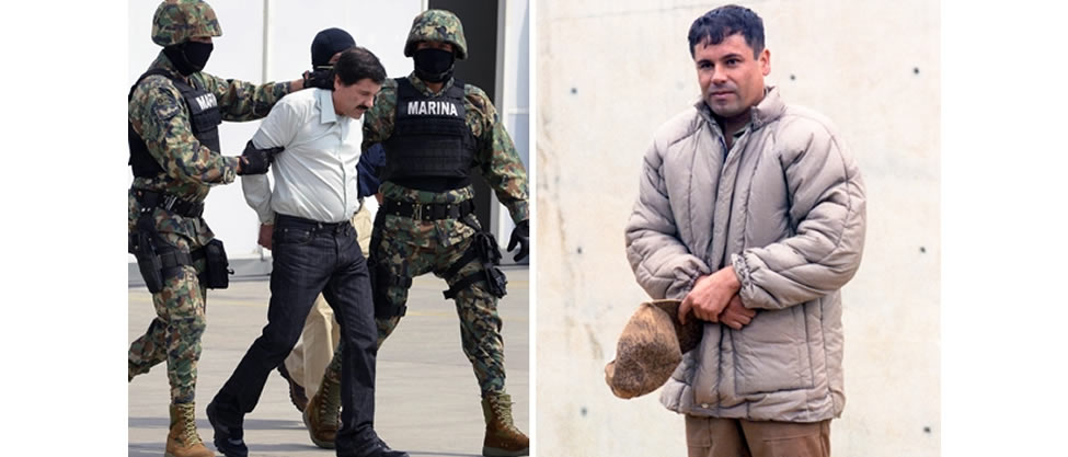 """Las reacciones de los políticos sobre la tercer captura de """"El Chapo"""""""