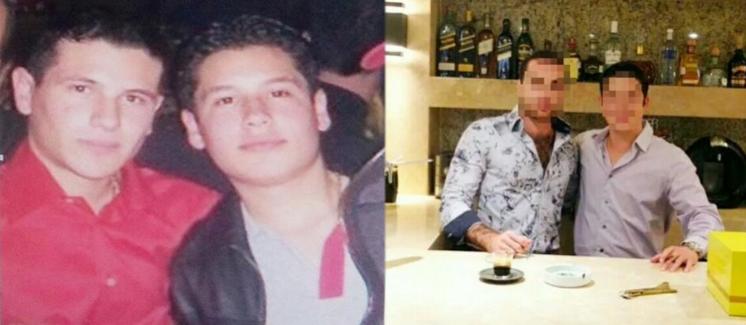 """La reacción de los hijos de """"El Chapo"""" Guzmán"""