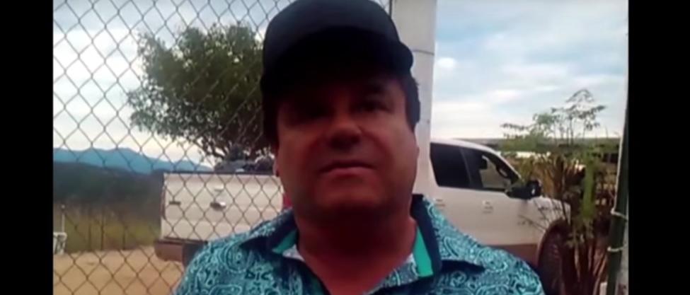 """Entrevista completa de """"El Chapo"""" Guzmán"""