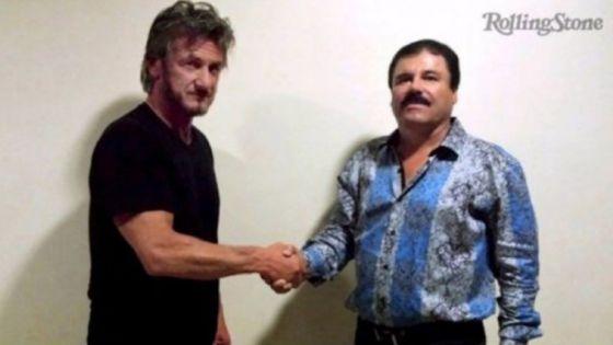 """La entrevista de Sean Penn y Kate a """"El Chapo"""""""