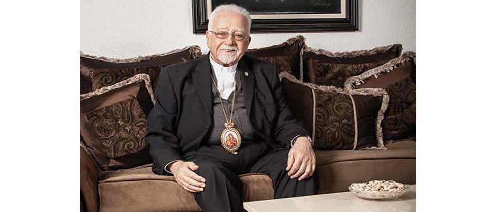 Antonio Chedraoui cumple 84 años