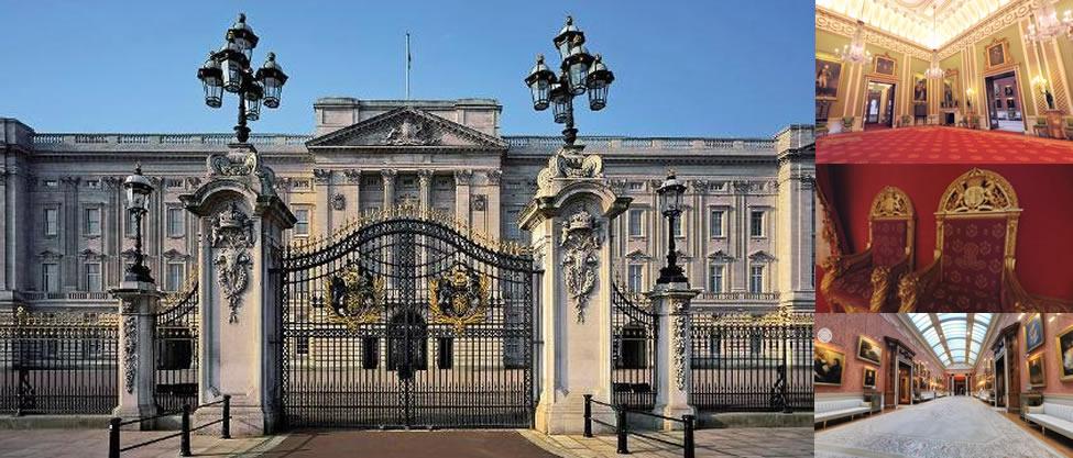 La realidad virtual llega al Palacio de Buckingham