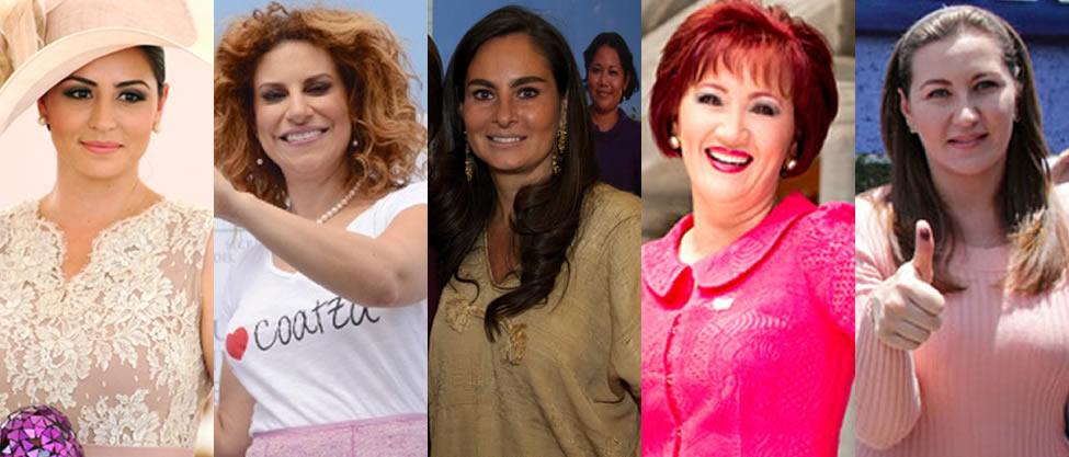 Las Primeras Damas que dicen adiós en 2016