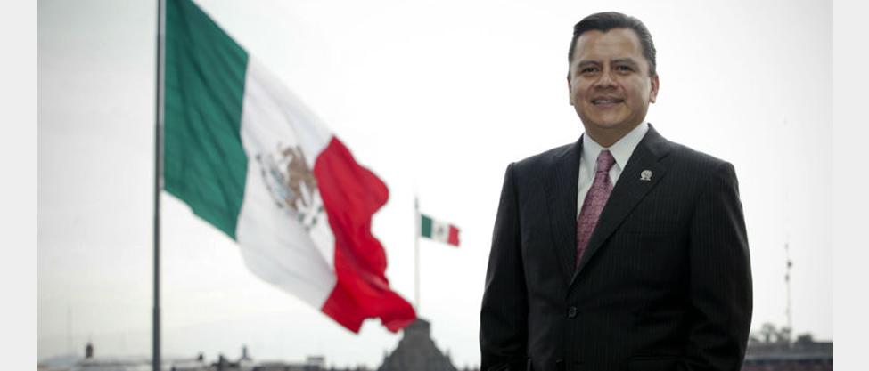 Manuel Granados, de Iztapalapa para el mundo