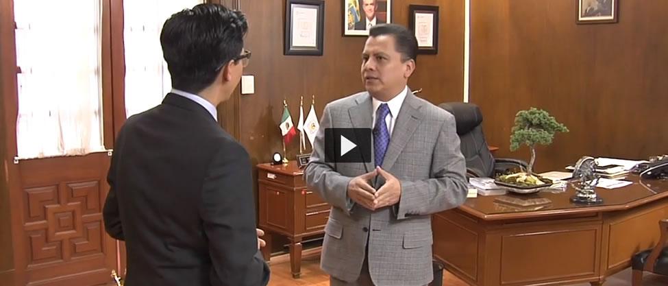 La Reforma Política del DF explicada por Manuel Granados [VIDEO]