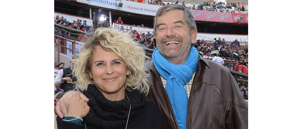 Quién es la novia de Juan Ramón de la Fuente