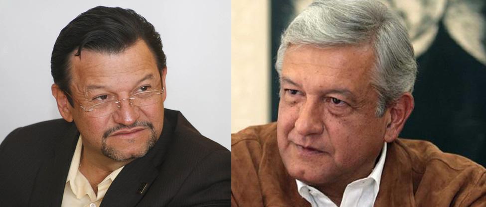 AMLO es como Donald Trump: Arturo López Obrador