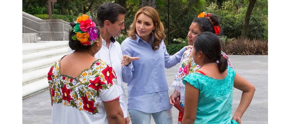 ¿Qué se hizo Angélica Rivera?