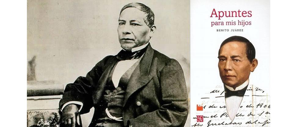 El texto que Benito Juárez escribió a sus hijos [AUDIOLIBRO]