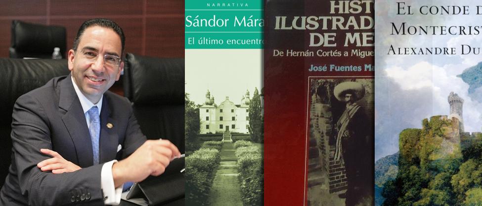 Recomendaciones literarias de Javier Lozano [SEMANA SANTA]