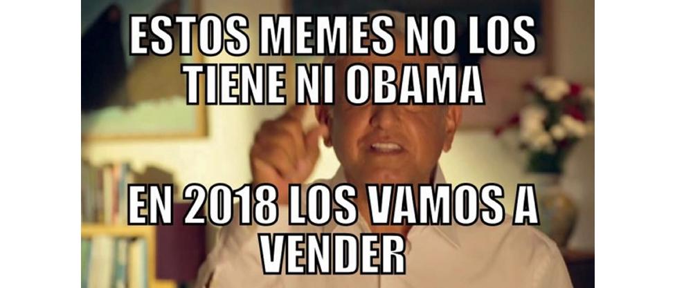 Los memes de Andrés Manuel López Obrador