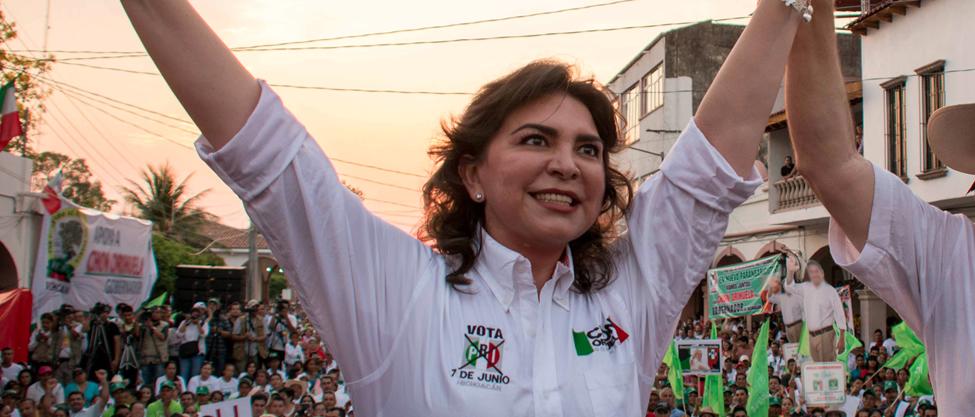 Ivonne Ortega se destapa para 2018