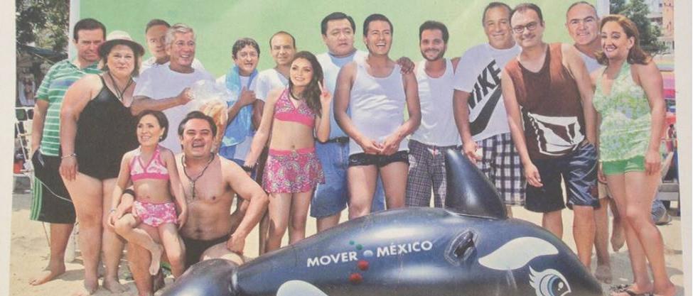 """Las vacaciones del gabinete según """"La Gaviota"""""""