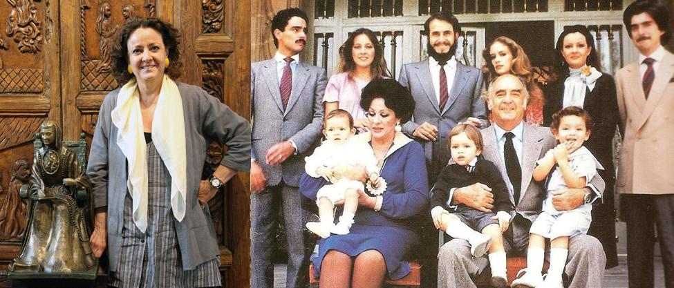 ¿Qué ha sido de Carmen, la hija de José López Portillo?