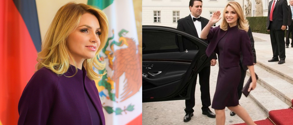 Angélica Rivera: ¿la primera dama más bella del mundo?