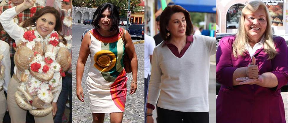 Los peores Outfits de las candidatas a gobernadora
