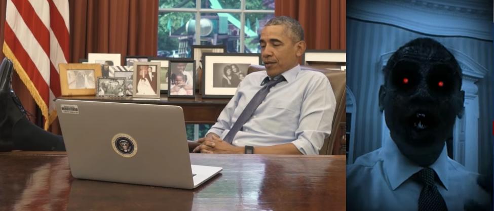 ¿Y después de la Casa Blanca qué? Obama bromea con su futuro