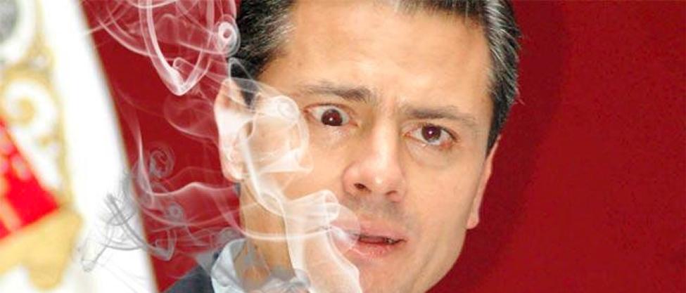 Los memes pachecos de Peña Nieto