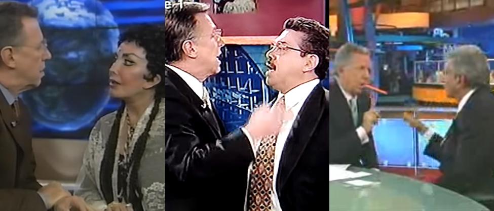 Los otros pleitos de Joaquín López-Dóriga [VIDEOS]