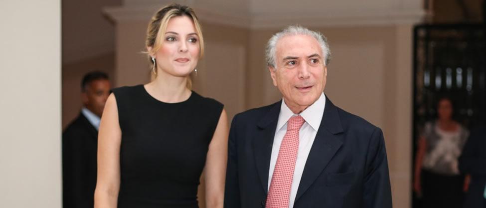11 datos para conocer a la guapa y polémica primera dama de Brasil